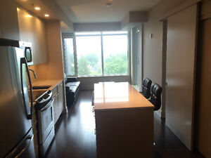***Luxurious Semi Furnished 1BR @QWest Westboro!***