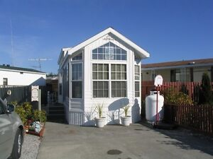 Park model with loft situated in beautiful Birch Bay Leisure Par