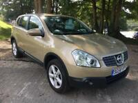 Nissan Qashqai 1.6 2WD Acenta **Finance Available**