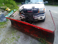 9' Boss snow plow for sale