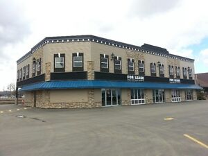 COMMERCIAL RETAIL/SPACE FOR LEASE - LACOMBE ALBERTA