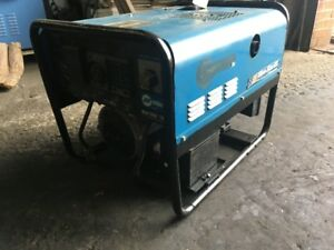 Miller Bluestar 185 Gas Welder and Generator
