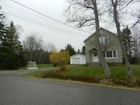 3br home on Sydney River/Howie Centre border $159,900