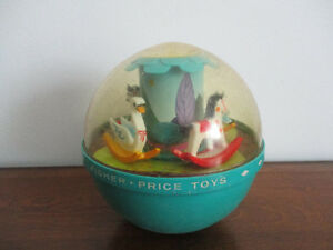 Roly  Poly  Chime Ball  De  Fisher Price Vintage
