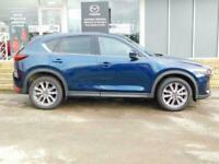 2019 Mazda CX-5 2.2d Sport Nav+ 5dr Auto Estate Estate Diesel Automatic