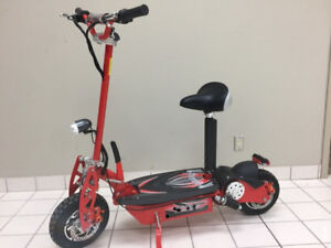 SUPER PROMOTION TROTINETTE SCOOTER ELECTRIQUE 1500 WATTS NEUF!