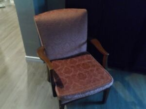 Vintage (1950'S /1960'S) Parker Knoll upholstered chair