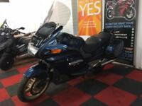 2002 02 HONDA ST1100 PAN EUROPEAN 1100CC ST1100 PAN EURO ABS/NON ABS W/X/Y