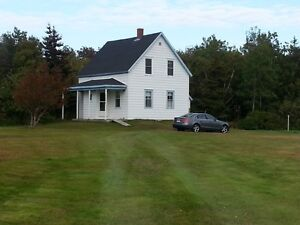 11096 Cabot Trail Rd Home with 70 Acres and Oceanview