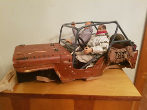 Rc -  1:6th jeep project   -- No Trades  !!!!