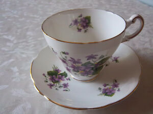 English Bone china cup & saucer