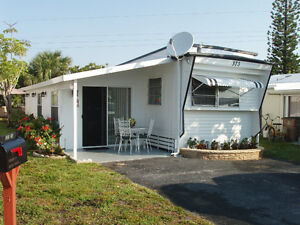 Maison mobile / Floride / Pompano Beach / Breezy Hill