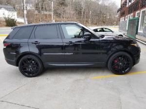 2016 Land Rover Range Rover Sport V8 SC Dynamic SUV, Crossover