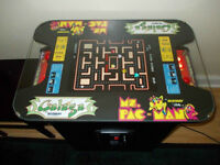 BRAND NEW!! 60 in 1 RETRO ARCADE GAME PAC MAN, GALAGA