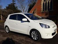 Mitsubishi Mirage 1.2 3 ASandG / JUST 1 OWNER / FREE ROAD TAX ONLY 14000 MILES!