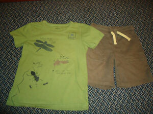 Boys Size 7 Short Set by****Hatley*** Kingston Kingston Area image 1