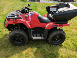 2016 Arctic Cat Alterra