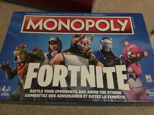 Monopoly Fortrnite