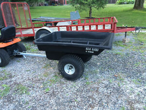 New Bush Burro ATV Trailer 645