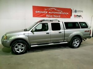 Nissan Frontier 4WD Crew Cab V6 2004