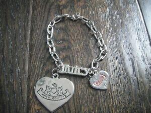 Silver Juicy Couture Bracelet