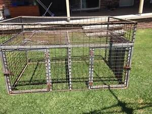 double dog crate Paxton Cessnock Area Preview