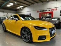 2016 16 AUDI TT 2.0 TTS TFSI QUATTRO 2D 306 BHP