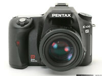 Pentax k100
