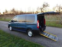 2013 Peugeot Expert Tepee 2.0 Hdi Large Wheelchair Accessible Disabled Vehicle