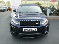 2018 Land Rover Range Rover Evoque TD4 HSE DYNAMIC Auto Estate Diesel Automatic