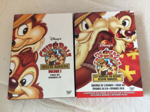 Chip n Dale Rescue Rangers Dvd