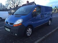 RENAULT TRAFIC WANTED ANY CONDITION