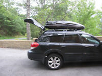 Thule Roof Box Perfect/New Condition