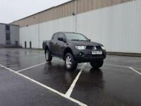 2009 59 PLATE MITSUBISHI L200 ANIMAL ( ONLY 74K MILES )