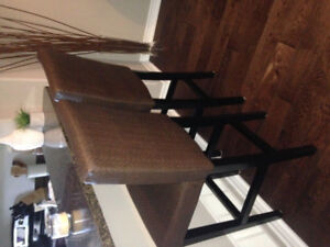 2 Bar Stools-Excellent Condition
