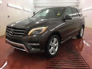 2015 Mercedes Benz M-Class ML 350 BlueTEC 4MATIC  - $159.90 /Wk