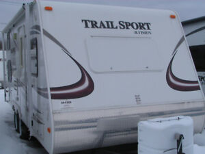 2012 trail cruiser 21 RBH for sale