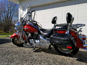 2005 Suzuki Boulevard C90T 1500cc motorcycle. PRICE REDUCED!!