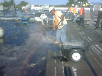 Established tar-and-gravel Flat Roofing crew needed!