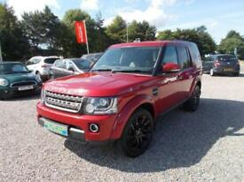 2015 15 LAND ROVER DISCOVERY 3.0 SDV6 SE TECH 5D AUTO 255 BHP 7 SEATS DIESEL