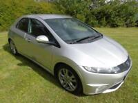 2010 60 HONDA CIVIC 2.2 CTDI SI 5 DOOR