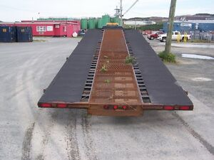 2003 Hillsborough Three Car/Utility Trailer
