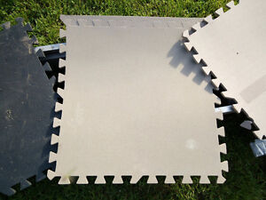 Interlocking Foam Mats - 248sq.ft.