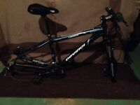 For sale Devinci Coyote frame, fork and components