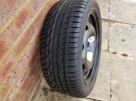 NEW Spare Wheel with Michelin tyre 195 50 r16