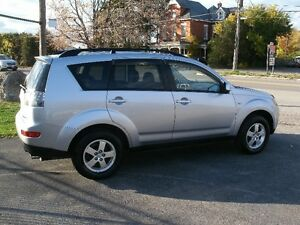 2008 Mitsubishi Outlander ES:4WD,Only 109kms, Drives Great! Oakville / Halton Region Toronto (GTA) image 2