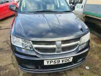 2009 Dodge Journey SXT 2.0 CRD AUTO ( SPARES OR REPAIR MOT FAILURE ) Automatic