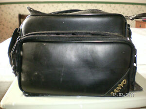 Leather Camcorder bags