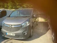 Vauxhall Vivaro 1.6CDTi ( 90PS ) ( s/s ) 2014.5MY 2900 ecoFLEX L1H1