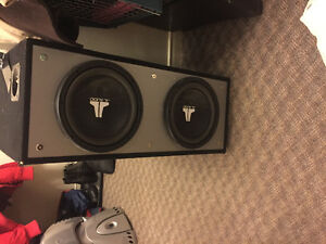 JL Audio car set up